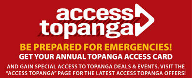 Access Topanga Plant – Horizontal Revolving Ad