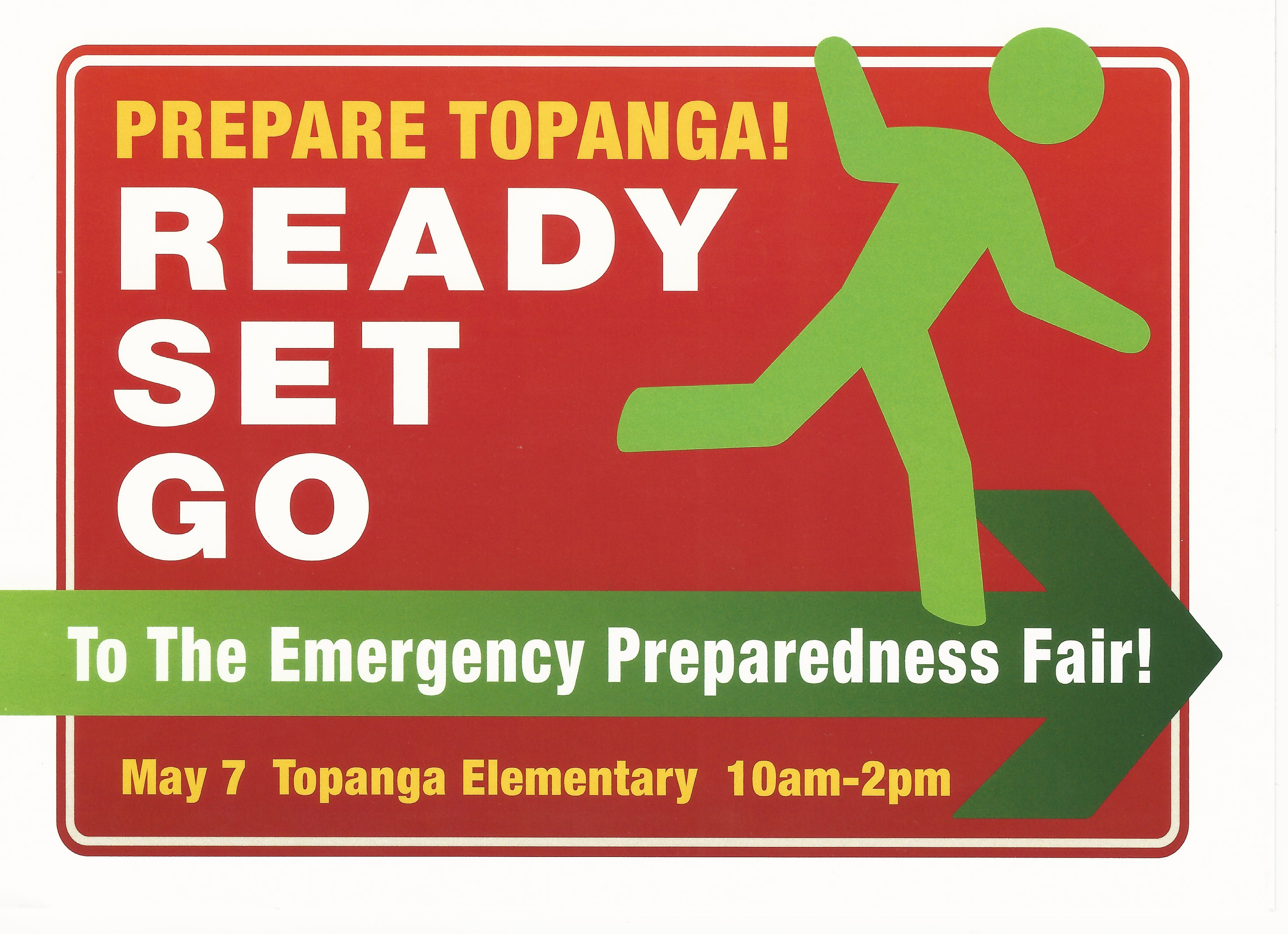 2016 Emergency Fair Postcard Front