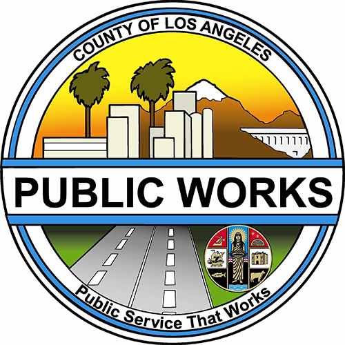 Los Angeles County Department of Public Works seal