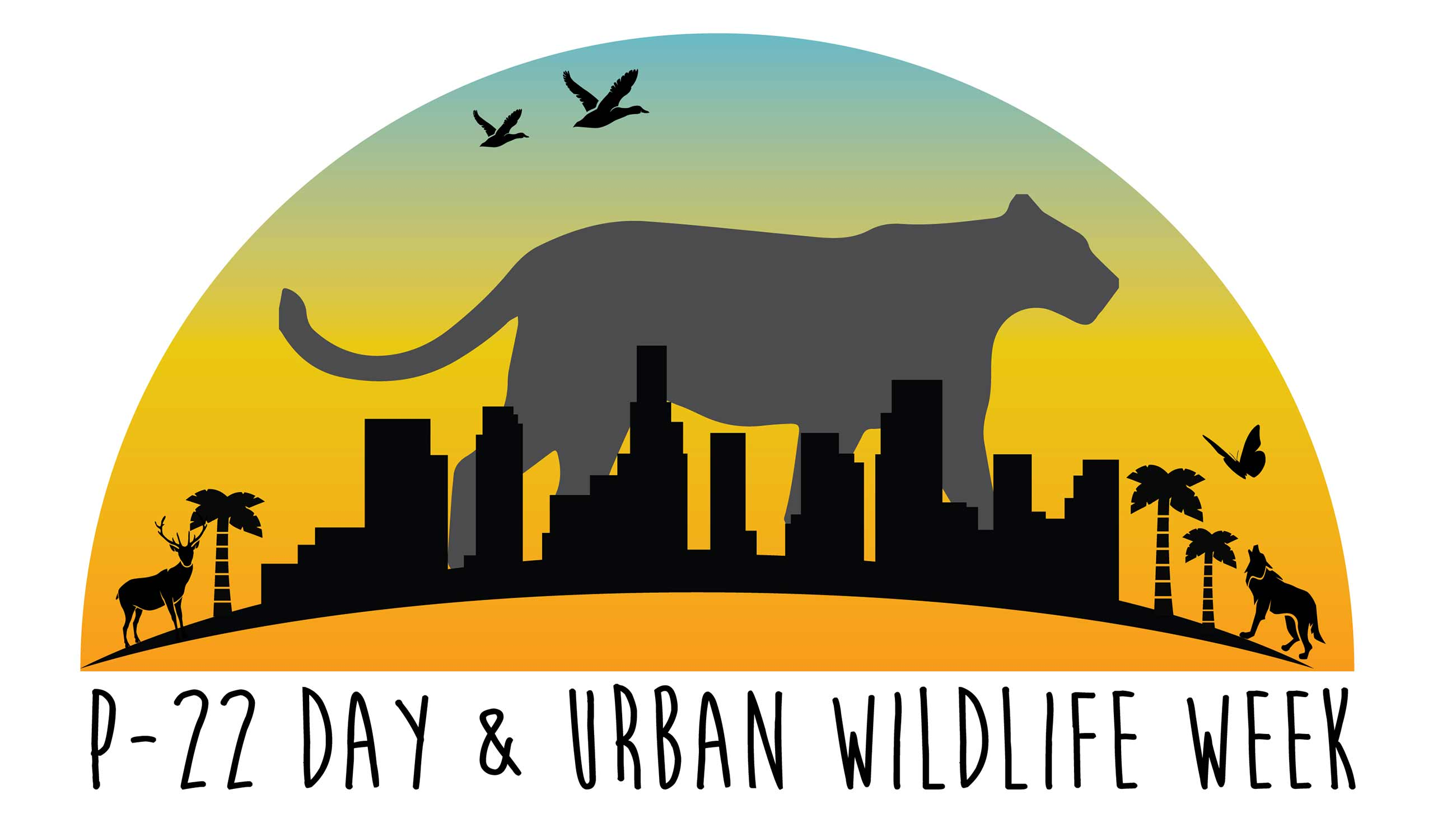 P 22 Day and Urban Wildlife Week