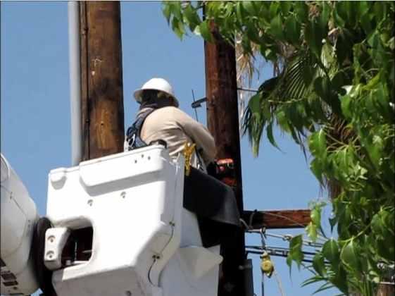 SCE Power Poles