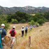 Hikers on Trail_1