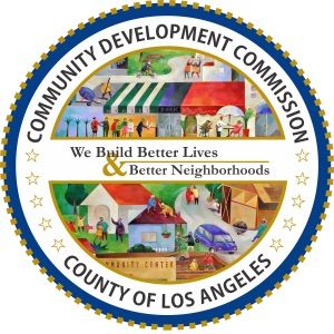 LA Community Development Commission logo