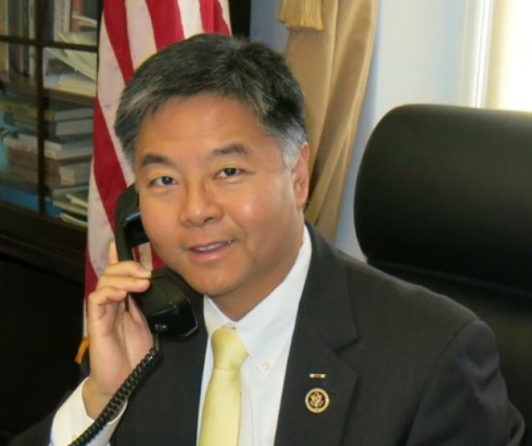 Ted Lieu phone call